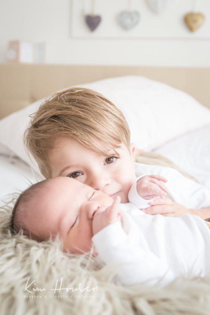 newborn fotoshoot - lifestyle fotoshoot - newbornfotografie